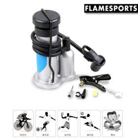 스포빅스 자전거 타이어 튜브 공기주입 에어 풋 펌프