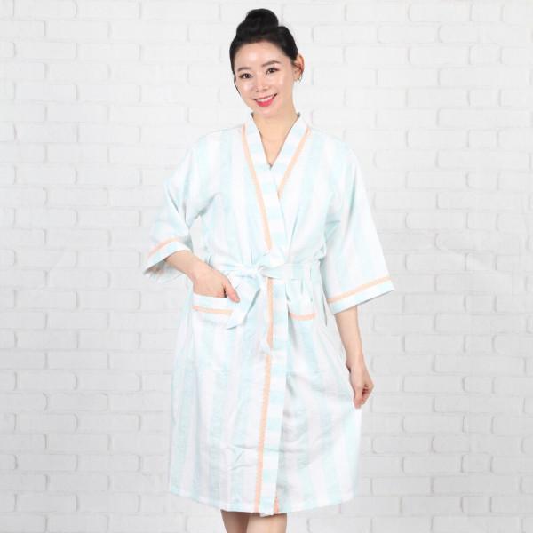 수면 검진 호텔 피부샵 목욕 가운 SA95-1 상품이미지