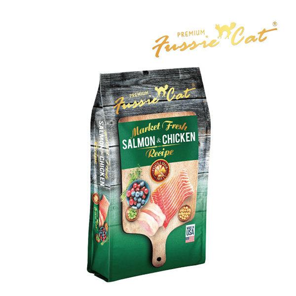 퍼시캣 연어  치킨 레시피 4.5kg-1개 상품이미지