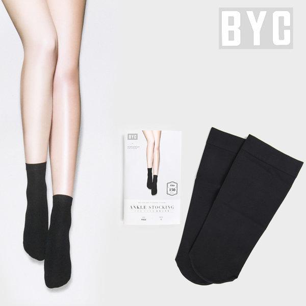 국산(W29 BYC 발목 스타킹 150D) 여성 학생 여자 상품이미지