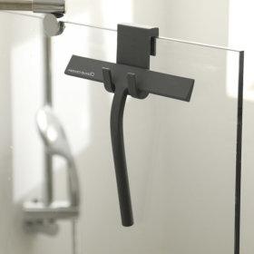 프리미엄 올블랙 욕실 물기제거기
