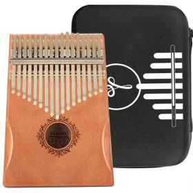 칼림바17 마호가니카림바 특이한악기 초딩선물 deer