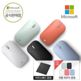 Microsoft 모던 모바일 무선마우스 블루투스  국내정품