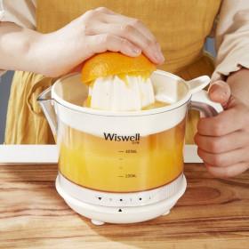 자동 전기 착즙기 과일 오렌지 레몬 WJ400 감귤 녹즙기