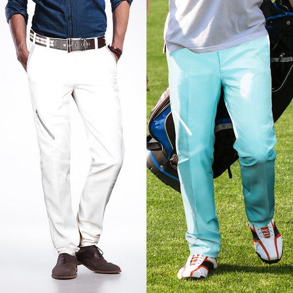 마스터베어 프로믹스 골프바지 남자허리밴딩 스판정장 상품이미지