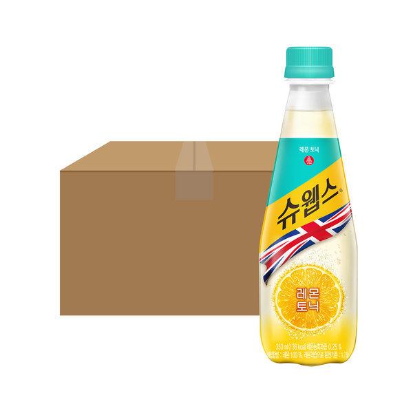 슈웹스 레몬토닉 350ml x 24PET 상품이미지