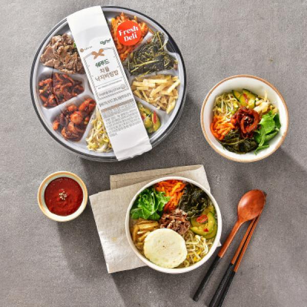 푸드)차돌낙지비빔밥828G 상품이미지