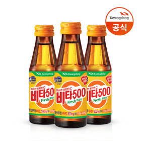 비타500 fresh 100ml 60병(1박스)/음료수