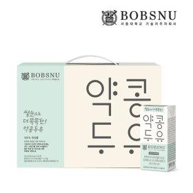 서울대 약콩두유 쌀눈으로 더 똑똑한 190ml 24팩