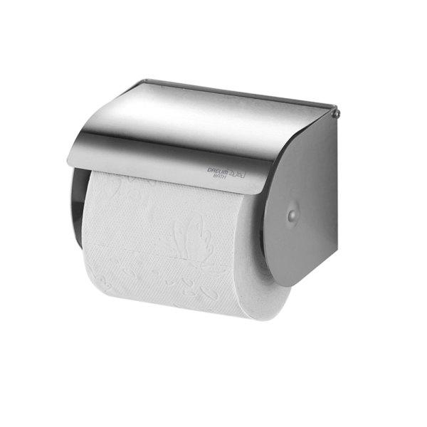 대림바스 노출형 1단 공용 화장실 휴지걸이 DL-A9046 상품이미지