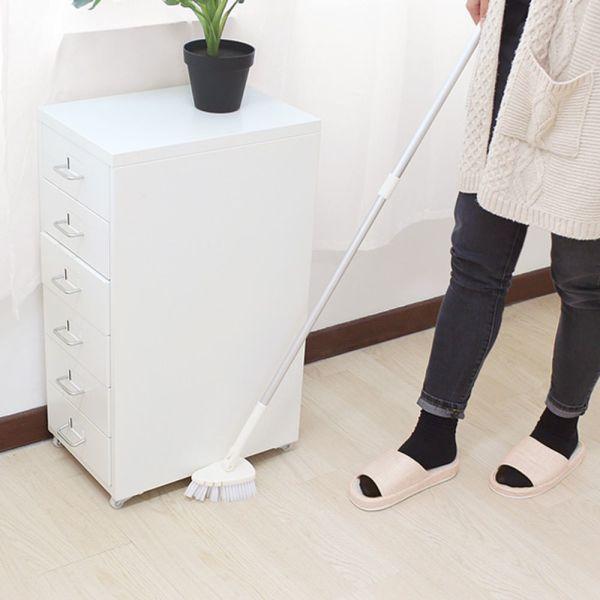 히키스 틈새청소 길이조절 관절 롱브러쉬 욕실청소솔 상품이미지