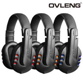 오블링 OVLENG OV-X6 게이밍헤드셋 마이크 노이즈차단