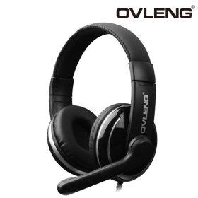 오블링 OVLENG OV-X7 게이밍 헤드셋 어학용 인강용