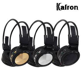 KHP-M2 MP3 무선 헤드폰 라디오 접이식 TF 스마트폰