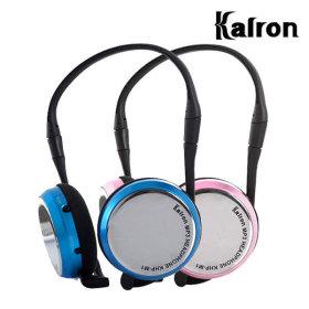 KHP-M1 MP3 무선 헤드폰 라디오 백셋 SD 스마트폰