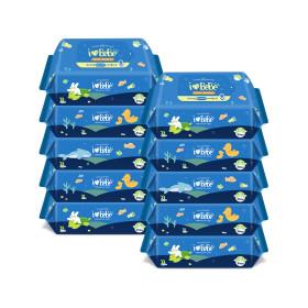 퓨어마린 비데용 30매 10팩 휴대리필형 물티슈