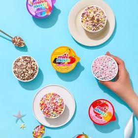미니멜츠 구슬 아이스크림 3종 (총 40개) 텐더쵸코  소프트베리  스윗멜로우