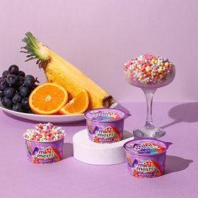 (모바일)미니멜츠 구슬 아이스크림 레인보우 아이스 40개