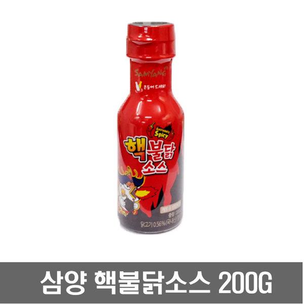 삼양 핵불닭소스 200g 상품이미지