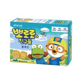뽀로로 플레인 65g  20입(박스)