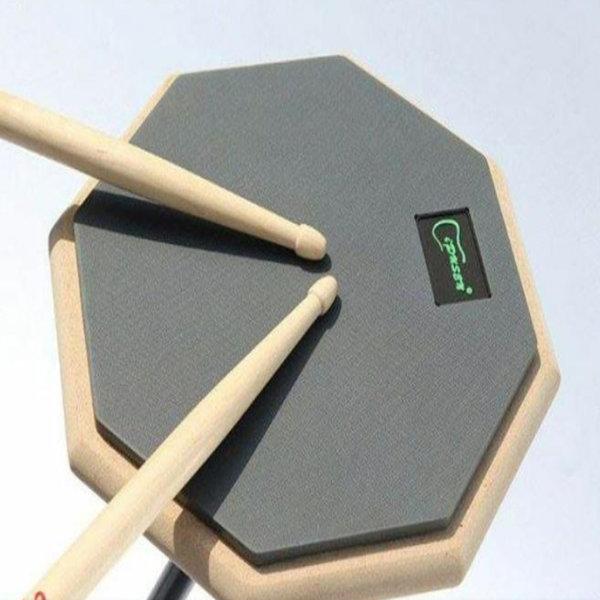 연습용 드럼패드 드럼매트 드럼 페드 드럼셋트  8인치 상품이미지