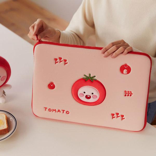 얌얌 노트북 파우치 15인치 리틀어피치 상품이미지