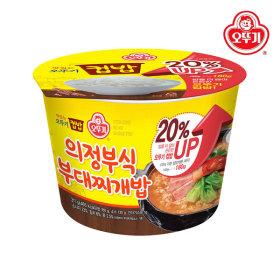 컵밥 의정부식부대찌개밥311G