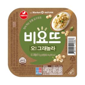 서울 비요뜨 오그래놀라 141g 12개