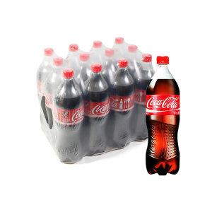 코카콜라 1.25L_패트 (1팩/12개입) 음료수 탄산 업소용