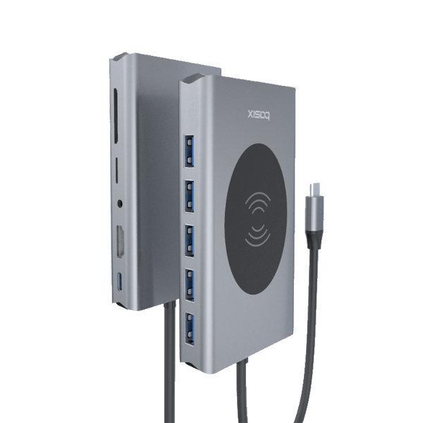 구매대행  USB멀티허브 5W/7.5W/10W 13in1 상품이미지