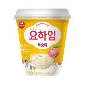 서울우유 요하임 복숭아400g X 6개 1박스