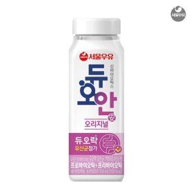 서울 듀오안 150ml  오리지널 12개/유산균/요구르트