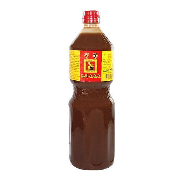 (제이큐) 정통 돈까스소스1.9kg 상품이미지