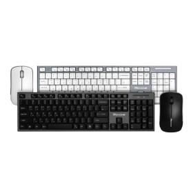 무선 키보드 마우스 세트/고급키보드/RX-3300 블랙