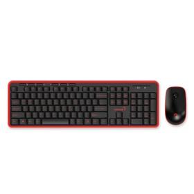 무선 키보드 마우스 세트/고급키보드/RX-3600 레드