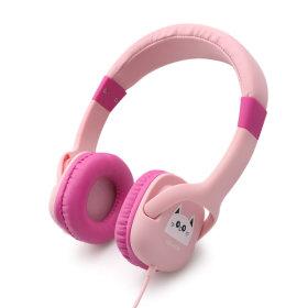 청력보호 어린이 헤드셋 IKH-300i(핑크)