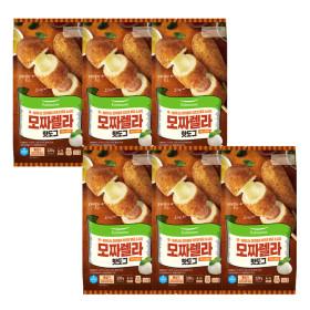 모짜렐라 핫도그80g 5입X8봉(총40개)