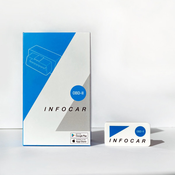 IO180-IH 차량용 스마트스캐너 Android iOS 동시지원 상품이미지