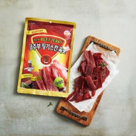 코주부 징기스칸 육포 순한맛 140G
