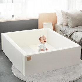 [Caraz] 4 Color/Bumper Mat Playroom Mat/Folding Mat