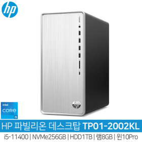 HP TP01-2002KL-10 i5/SSD256+HDD1T/램8/WIN10/HH/예약