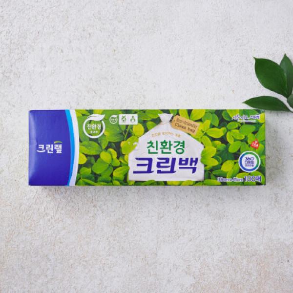크린랩)친환경크린백(대)100매 상품이미지