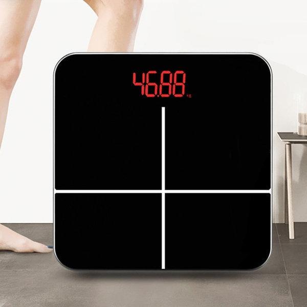 충전식 디지털 체중계/정확한 전자 몸무게 저울 usb 상품이미지