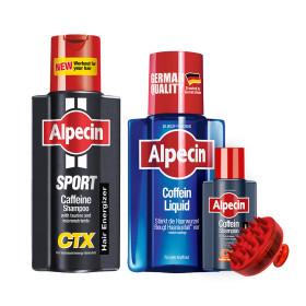 알페신 스포츠 카페인 샴푸 CTX 250ml+리퀴드 200ml