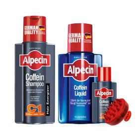 알페신 카페인 샴푸 C1 250ml+리퀴드 200ml