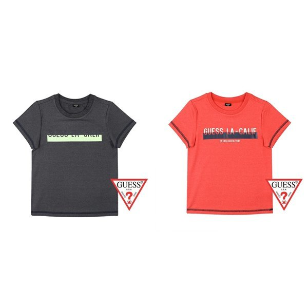 (시흥점)게스키즈 여름 클리어런스 티셔츠 모음전 (G83KDT011 G20200815) 상품이미지