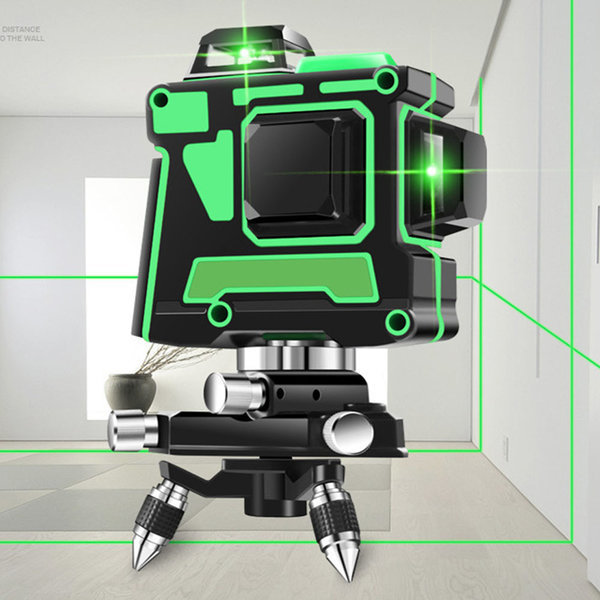 12선 3D 레이저 레벨기 그린레이저 Green Lase 수평기 상품이미지