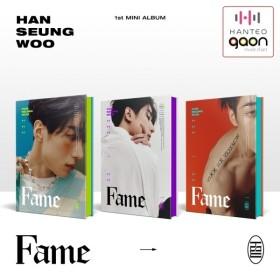 (버젼선택) 한승우 (빅톤) - Fame (미니앨범 1집)