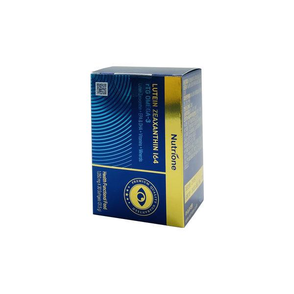 뉴트리원 루테인 지아잔틴 164 EX rTG오메가3 x2박스 상품이미지