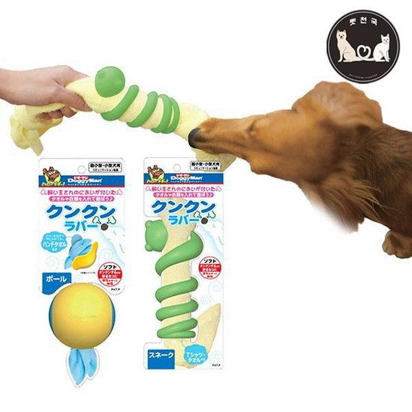도기맨 킁킁 러버 스네이크 강아지 장난감 상품이미지